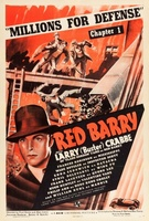 Red Barry movie poster (1938) picture MOV_0ce82732