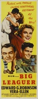 Big Leaguer movie poster (1953) picture MOV_0cf09f8e