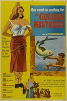 The Golden Mistress movie poster (1954) picture MOV_0cf23b8d