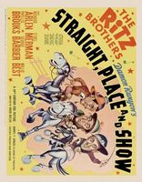Straight Place and Show movie poster (1938) picture MOV_0cf9f025