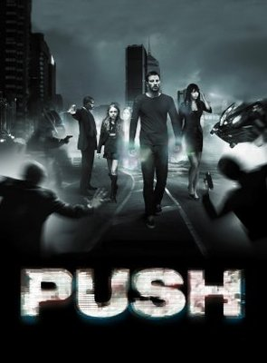 Push movie poster (2009) poster MOV_0cfbcea0