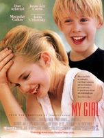 My Girl movie poster (1991) picture MOV_0d023899