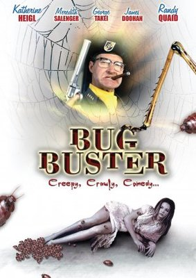 Bug Buster movie poster (1998) poster MOV_0d086554