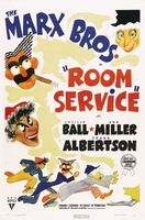 Room Service movie poster (1938) picture MOV_0d09974b