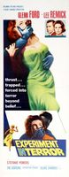 Experiment in Terror movie poster (1962) picture MOV_0d0bbb68