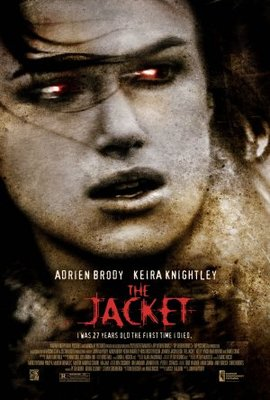 The Jacket movie poster (2005) poster MOV_0d0f68f2