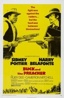 Buck and the Preacher movie poster (1972) picture MOV_0d135e9d