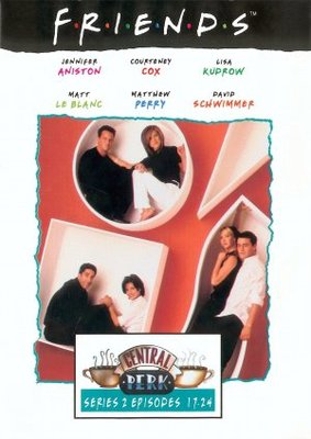 Friends movie poster (1994) poster MOV_0d167843