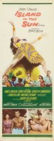 Island in the Sun movie poster (1957) picture MOV_0d3214dc