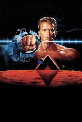 Total Recall movie poster (1990) poster MOV_0d324ff7
