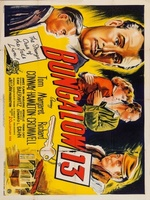Bungalow 13 movie poster (1948) picture MOV_0d414c7c
