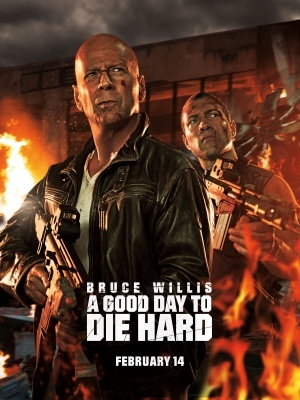 A Good Day to Die Hard movie poster (2013) poster MOV_0d417bce