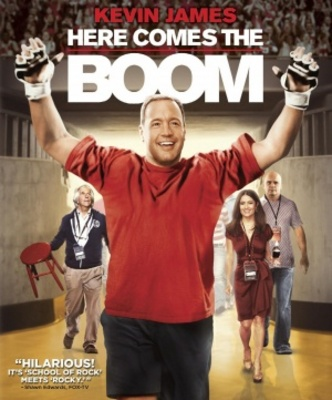 Here Comes the Boom movie poster (2012) poster MOV_0d42c554