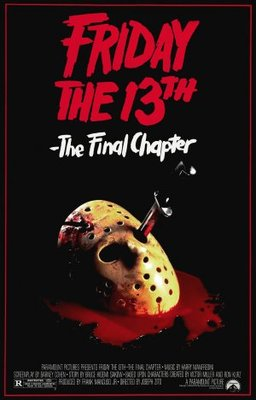 Friday the 13th: The Final Chapter movie poster (1984) poster MOV_0d448609