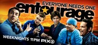 Entourage movie poster (2004) picture MOV_0d49faab