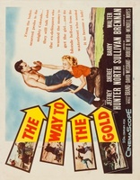 The Way to the Gold movie poster (1957) picture MOV_0d4b4e31