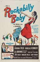 Rockabilly Baby movie poster (1957) picture MOV_68b0d946
