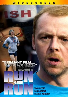 Run Fatboy Run movie poster (2007) poster MOV_0d54a129