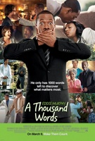 A Thousand Words movie poster (2012) picture MOV_0d55bb1b