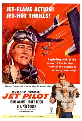 Jet Pilot movie poster (1957) poster MOV_0d567c8a
