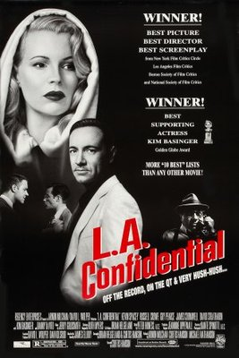 L.A. Confidential movie poster (1997) poster MOV_0d581240