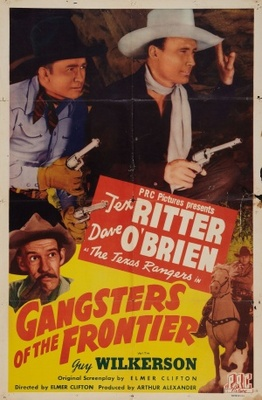 Gangsters of the Frontier movie poster (1944) poster MOV_0d59bbf9