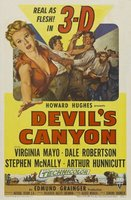 Devil's Canyon movie poster (1953) picture MOV_0d5cdfbb