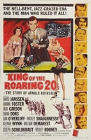 King of the Roaring 20's - The Story of Arnold Rothstein movie poster (1961) picture MOV_0d5e792c