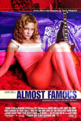Almost Famous movie poster (2000) poster MOV_0d62b1a5