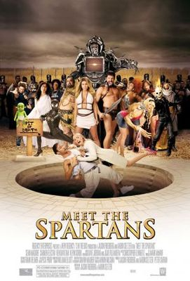 Meet the Spartans movie poster (2008) poster MOV_0d6a9f27