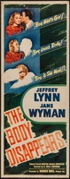 The Body Disappears movie poster (1941) picture MOV_0d6cd0b9