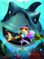 Shark Bait movie poster (2006) picture MOV_0d71c83f