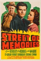 Street of Memories movie poster (1940) picture MOV_0d764834