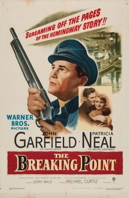 The Breaking Point movie poster (1950) poster MOV_0d767b98