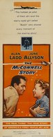 The McConnell Story movie poster (1955) picture MOV_0d769200