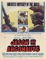 Jason and the Argonauts movie poster (1963) picture MOV_0d7efb97