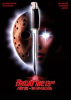 Friday the 13th Part VII: The New Blood movie poster (1988) picture MOV_0d857009
