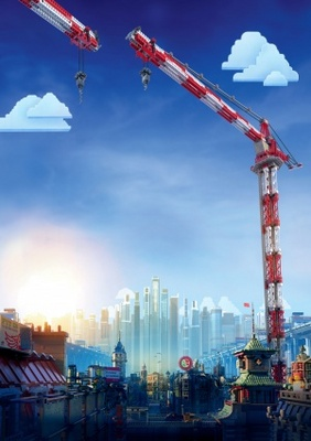 The Lego Movie movie poster (2014) poster MOV_0d86f9f6