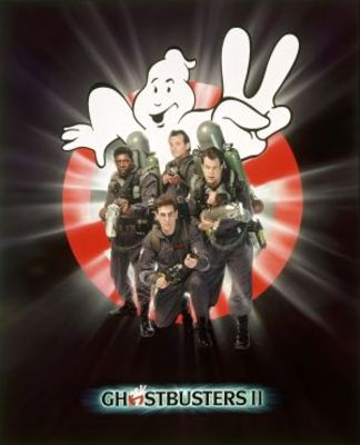 Ghostbusters II movie poster (1989) poster MOV_0d901d87
