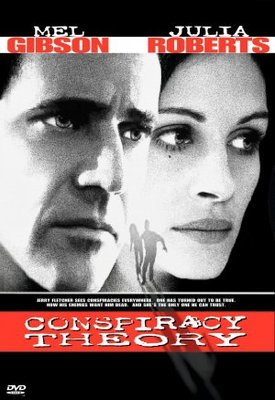 Conspiracy Theory movie poster (1997) poster MOV_0d944e2f