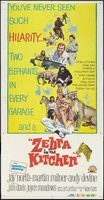 Zebra in the Kitchen movie poster (1965) picture MOV_0d9835cd