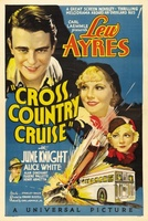 Cross Country Cruise movie poster (1934) picture MOV_0d99a8ed