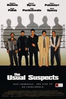 The Usual Suspects movie poster (1995) picture MOV_0da107e9