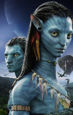 Avatar movie poster (2009) poster MOV_0da7b2b9