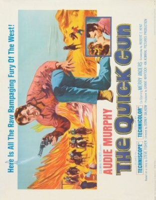 The Quick Gun movie poster (1964) poster MOV_0da99181
