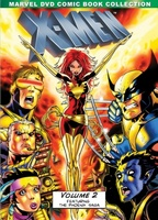 X-Men movie poster (1992) picture MOV_0daa55bf