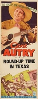 Round-Up Time in Texas movie poster (1937) picture MOV_0daade55