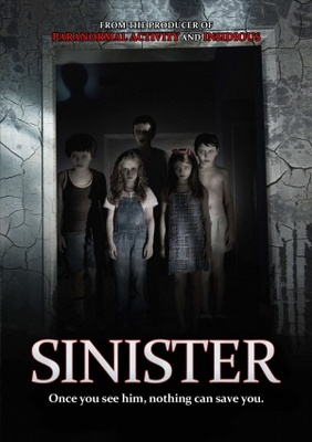 Sinister movie poster (2012) poster MOV_0dad8f1f
