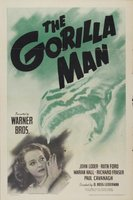 The Gorilla Man movie poster (1943) picture MOV_0dafbf51