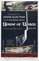 House of Usher movie poster (1960) picture MOV_0db06e8b